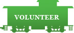 Trains Volunteer